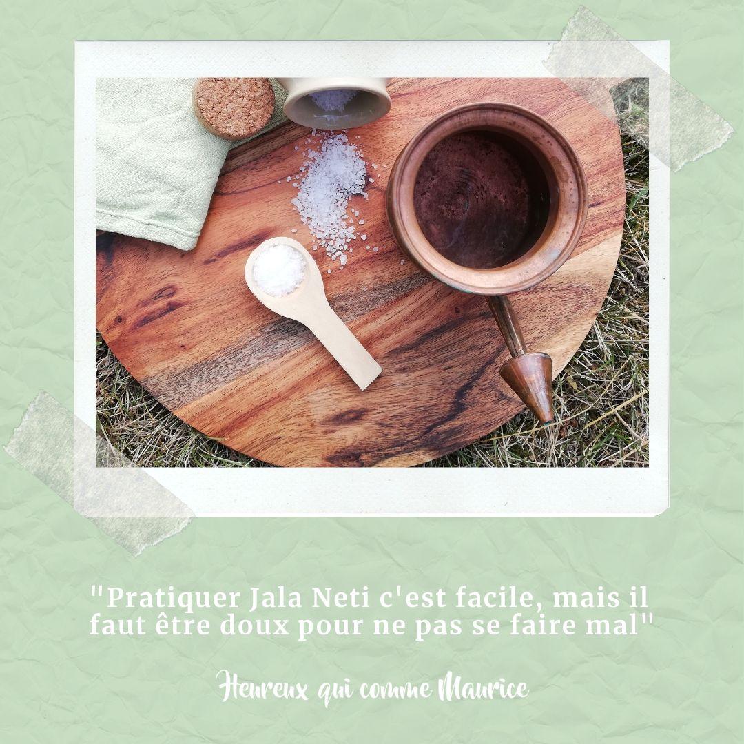 La Lota facile et sans douleurs Jala Neti