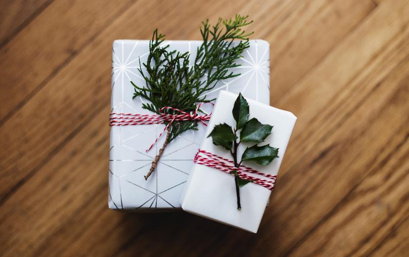6 façons de faire des cadeaux de Noël éthiques [slow life]