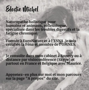 Elodie Michel naturopathe Heureux qui comme Maurice