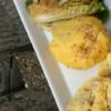 boules polenta vegan fourrées sans gluten