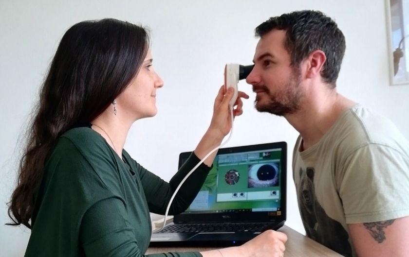 Savez-vous ce qu'est l'iridologie, cette incroyable technique de naturopathie ?