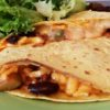 quesadillas vegan recette facile