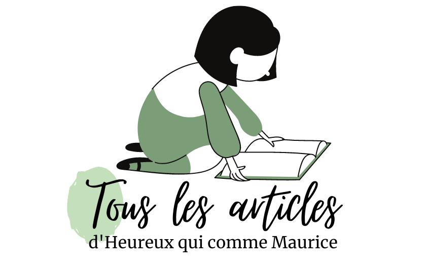 Les articles de Maurice